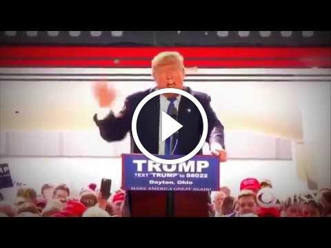 محاولة اغتيال الرئيس الامريكي ترامب من شخص مجهول !