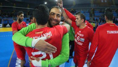 تونس النرويج بطولة العالم لكرة اليد