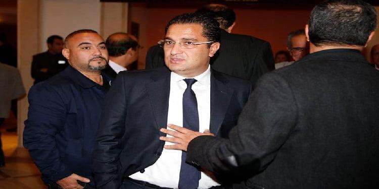 عبد السلام السعيداني رياض بنور