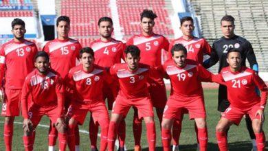 تشكيلة المنتخب الاولمبي الرسمية