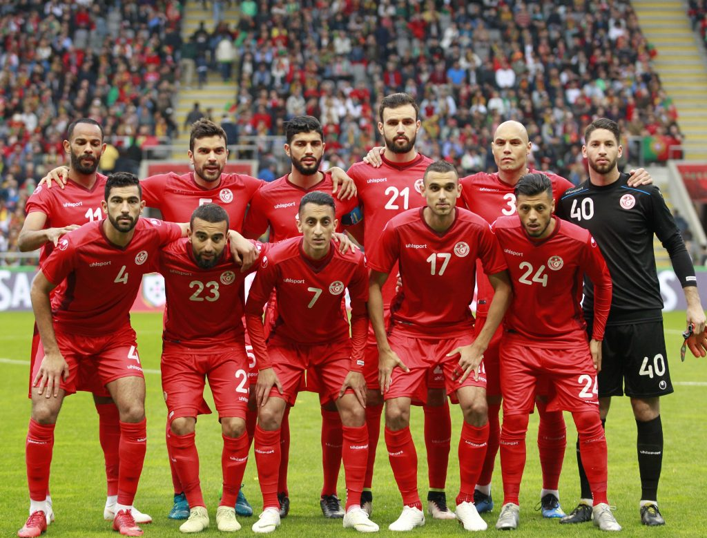 برنامج مباريات المنتخب التونسي كان مصر 2019