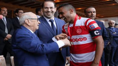 النادي الافريقي البطولة العربية وديع الجريء