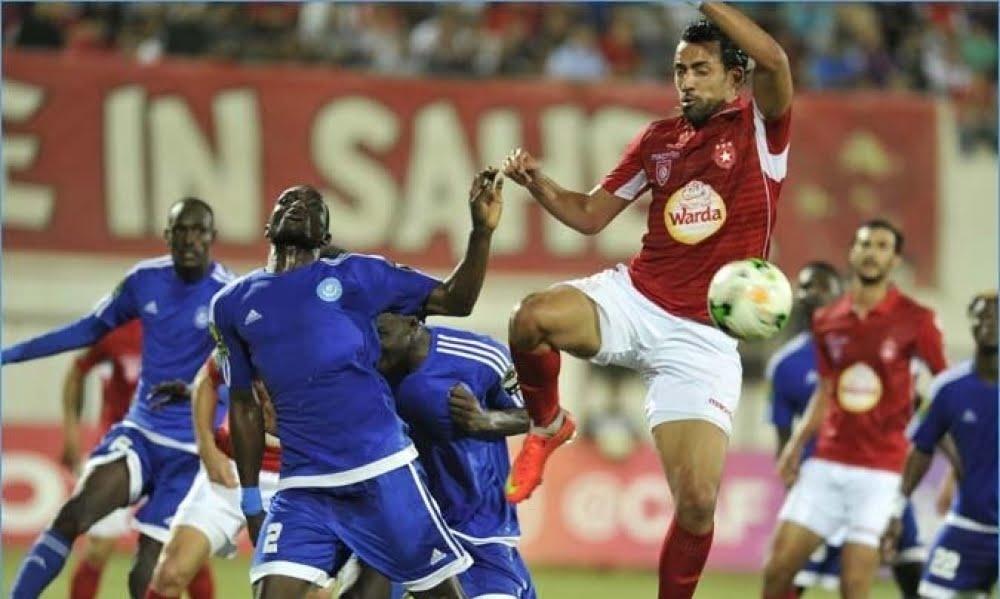 مباراة الهلال السوداني النجم الساحلي