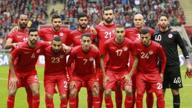 معز بن شريفية المنتخب التونسي