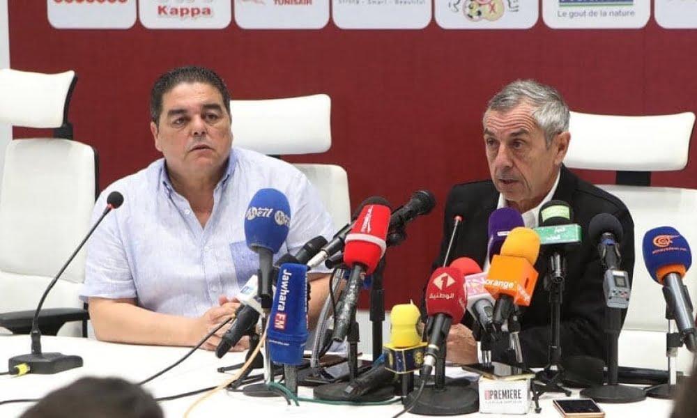 قائمة الكان المنتخب التونسي