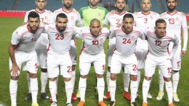 قنوات مباراة تونس وانغولا