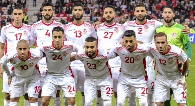قائمة المنتخب التونسي في الكان