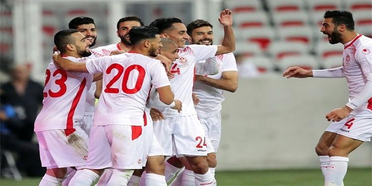 في قائمة المنتخب التونسي الكان