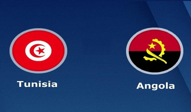 امم افريقيا تونس انغولا