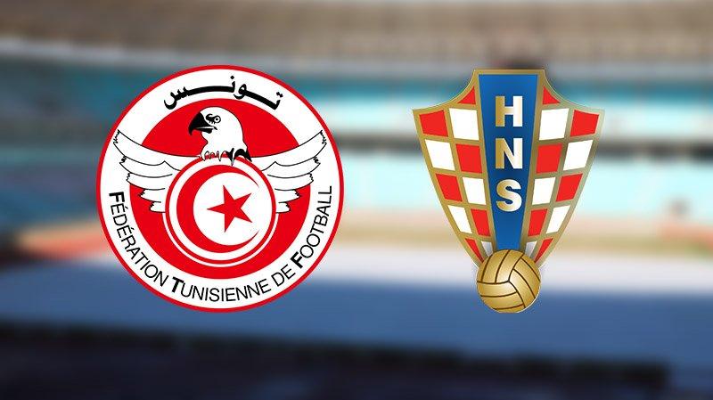 مباراة تونس وكرواتيا القناة