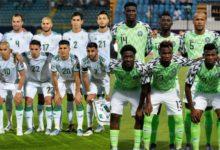 بث مباشر : الجزائر - نيجيريا