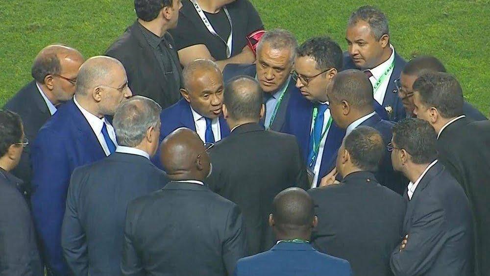 رئيس الوداد البيضاوي : رئيس الترجي سبني وهددني