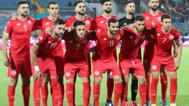 المنتخب التونسي معدل اﻷعمار
