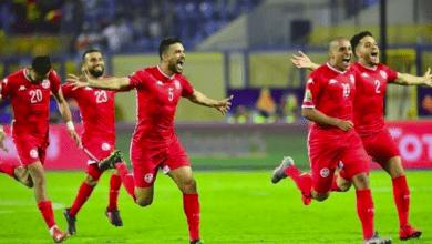 النقل التلفزي المنتخب التونسي
