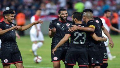 تشكيلة المنتخب التونسي أمام ليبيا